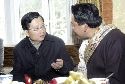 青羚网-青海省党政代表团赴西藏学习考察
