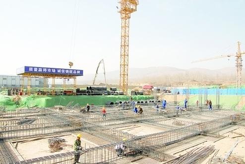 青海师范大学文科教学楼工程施工组织设计