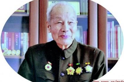 百岁红军涂通今:长征走出的医学博士