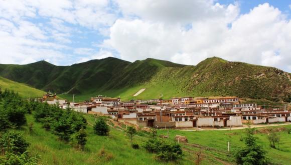 贵南县茫曲镇沙拉村