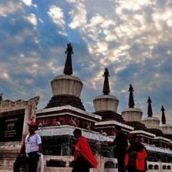 大美青海-塔尔寺