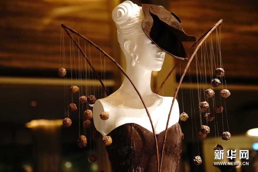 当巧克力遇上时装