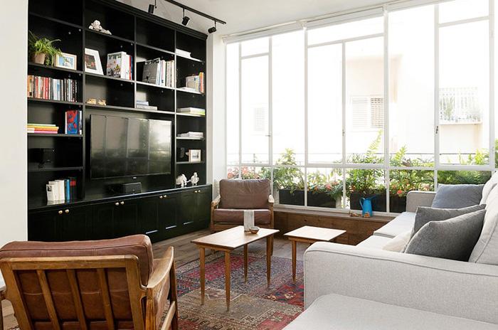 以色列复古风简约公寓