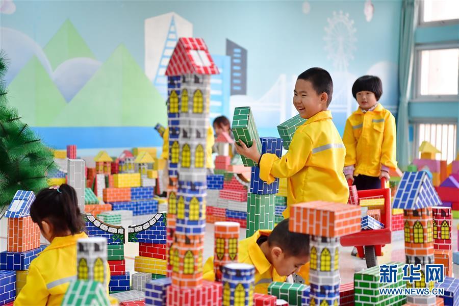 河北迁安:推进普惠性幼儿园建设