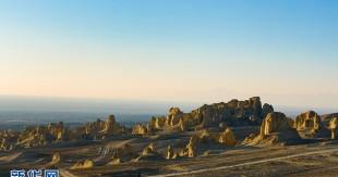 茫崖:西北边陲小城的美丽风光