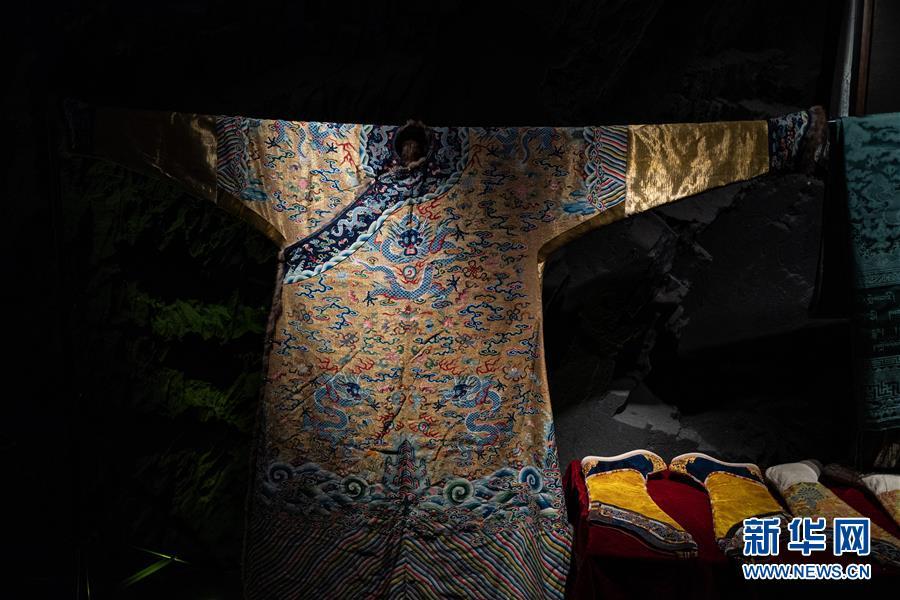 """(图文互动)(4)布达拉宫""""云展览""""让网友""""宅家""""细品雪域千年国宝"""