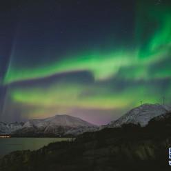 挪威:绚烂北极光