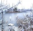 白俄罗斯雪景