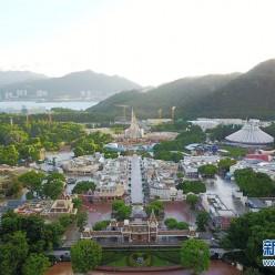 香港迪士尼乐园6月18日重开