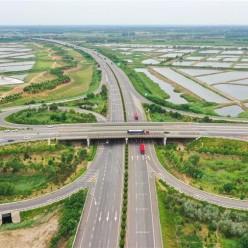 """河北唐山:打造生态廊道 提升城市""""颜值"""""""