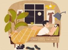 【夜读】早睡早起,是性价比最高的自律