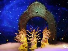 【青报V视】中国残疾人艺术团公益巡演走进西宁,用艺术诠释无憾的美