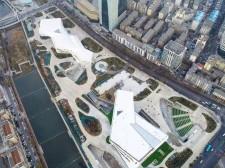 盼望着、盼望着,西宁中心广场北扩项目广场区明日开放啦