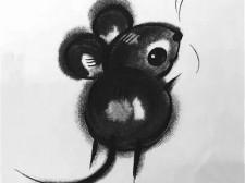 """【夜读】中国传统绘画中的""""鼠"""""""