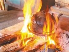 【夜读】温暖的火塘