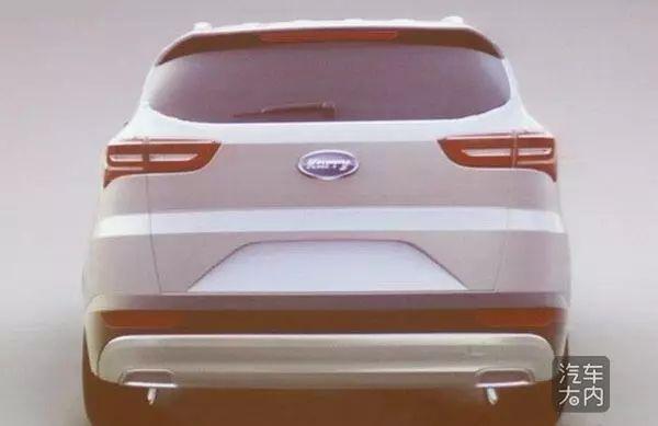 奇瑞品牌乱局再现,开瑞X70全新七座SUV曝光高清图片
