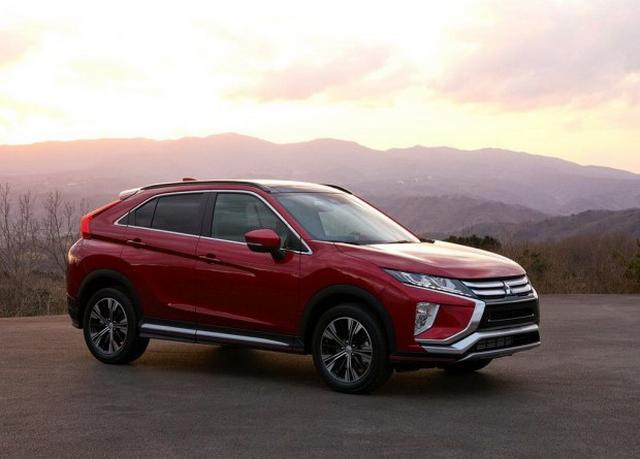 三菱全新SUV Eclipse Cross将引入国产