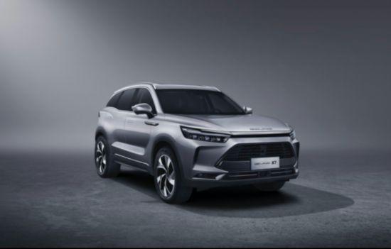 BEIJING-X7正式发布 预售价10万-15万元