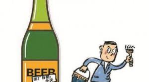进口啤酒生产日期是五年前? 被篡改标签后仍销往各地
