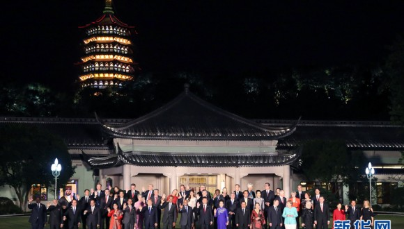 跨越世界的梦幻之桥——二十国集团领导人杭州峰会欢迎晚宴侧记