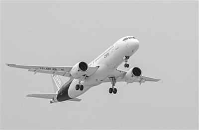 中国商飞公司计划共投入6架试验机开展试飞,第二架飞机争取今年年底