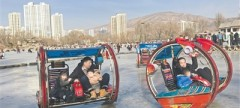 青海春节旅游市场暖意洋洋