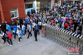 北京市公考面试今日启动 平均竞争比为10.8:1