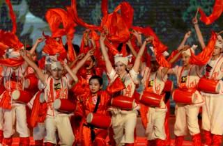 陕西举行特殊教育学校学生综合素质展示