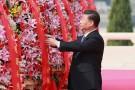 烈士纪念日向人民英雄敬献花篮仪式在京隆重举行 习近平等出席仪式并瞻仰毛泽东同志遗容