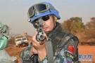 杨树朋:献身使命的维和勇士