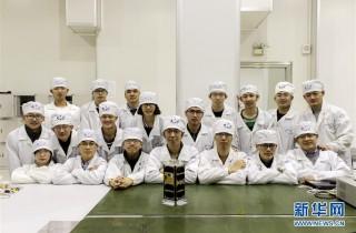 """中国航天队伍""""新生代""""——记哈工大紫丁香学生微纳卫星团队"""