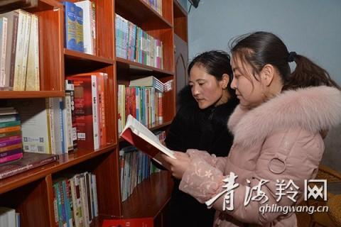 """河南县努力营造""""党建﹢教育发展""""理念"""