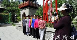 西宁市区人文景点吸引游客