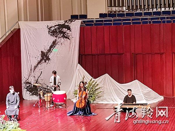 大型古琴情景音乐会青海大剧院上演