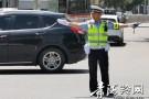 永远做党和人民的忠诚卫士——记西宁市公安局交通警察支队四大队大队长卢永华
