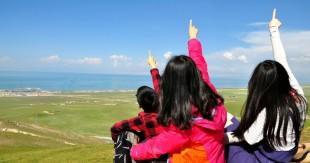 看Manbetx苹果版下载美景 外地游客喜欢自由行——Manbetx苹果版下载旅游季系列报道(三)
