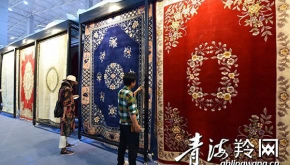 西宁(国家级)经济技术开发区南川工业园区着力打造世界羊毛藏(地)毯制造中心