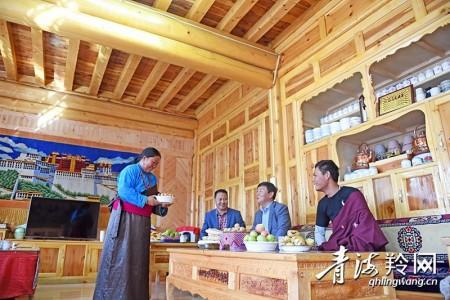 党群合力 藏乡走上致富路