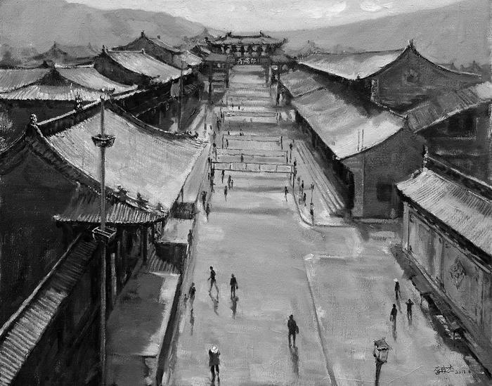 丹噶尔古城
