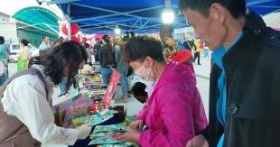 贵南举办首届美食节