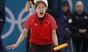 冬奥女子冰壶中国4-10美国 遭第四败出线形势堪忧