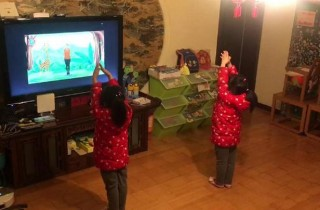 互联网与体育教育有机融合,这套幼儿体育游戏课程火了