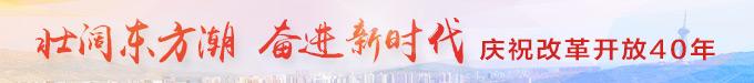 庆祝改革开放40年:《壮阔东方潮 奋进新时代》