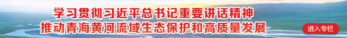 学习贯彻习近平总书记重要讲话精神 推动青海黄河流域生态保护和高质量发展