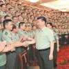 习近平在西宁接见驻青海部队师以上领导干部和团级单位主官