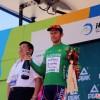 第十一赛段绿衫由高利·丹尼尔获得