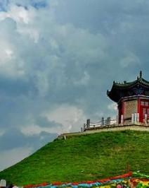 青海美景-日月山