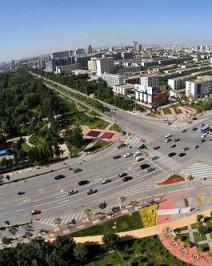 寧夏吳忠黃河大橋