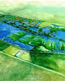 阅海国家湿地公园