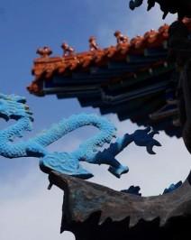 慶陽-黃土高原上的小崆峒地質公園